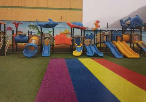 保康县东方国际幼儿园玩具设施