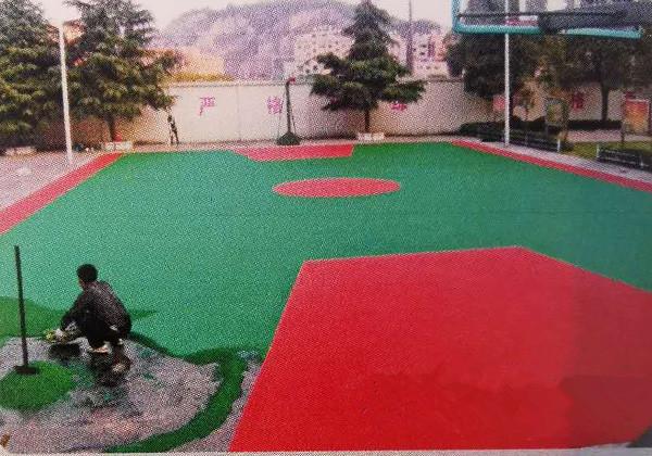 襄州高新区塑胶地垫